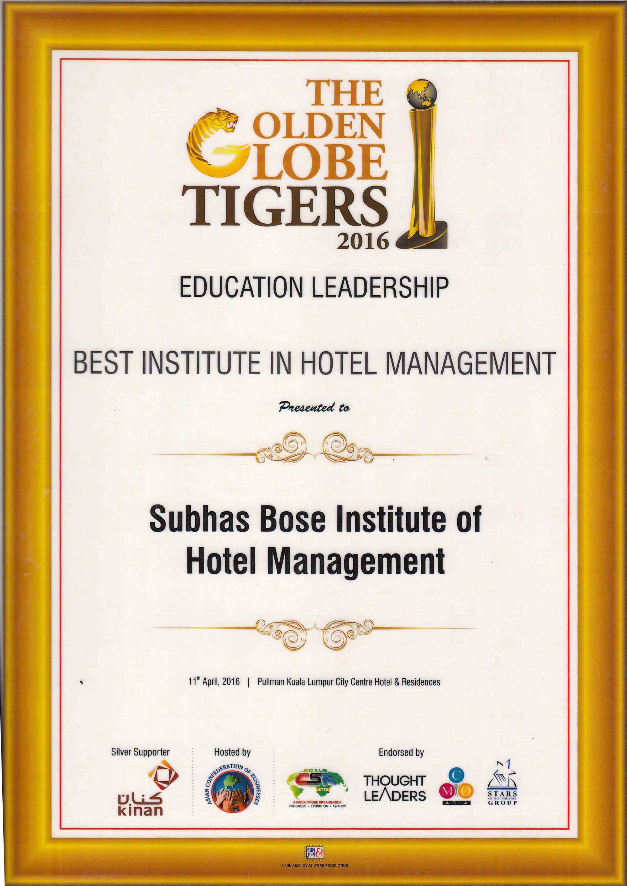 Best Hotel Management Bhm Colleges Hospitality Management