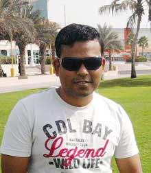 Nitish Patel_Hilton Ras Al Khaimah, dubai