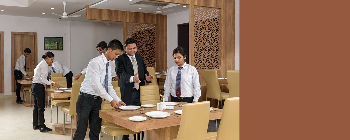 hotel management college in India